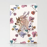 Oh My Deer Stationery Cards
