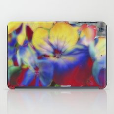 Abstract Flowes 01 iPad Case