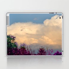 Trees and clouds together! Laptop & iPad Skin