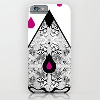 iPhone & iPod Case featuring Drop by Piktorama
