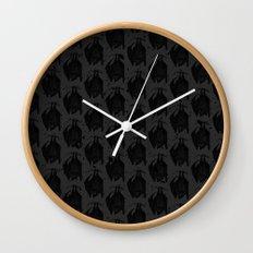 Bats VIII Wall Clock