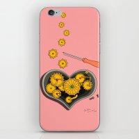SHIFTING GEARS iPhone & iPod Skin
