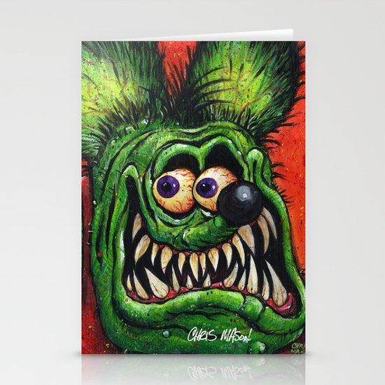 Rat Fink! Stationery Card