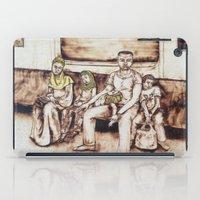 Family Time iPad Case