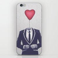 Mr. Valentine iPhone & iPod Skin