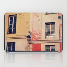 city scenery iPad Case