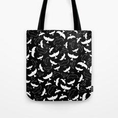Bird Flight Tote Bag