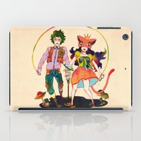 LSD love iPad Case