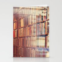 Endless amount of stories Stationery Cards