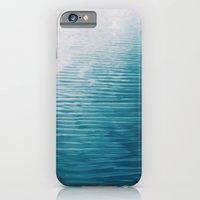 Lake Abstract iPhone 6 Slim Case