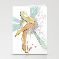 Coy Gams Stationery Cards