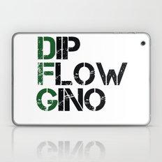 Dip, Flow, Gino Laptop & iPad Skin