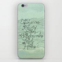 Breadcrumbs iPhone & iPod Skin