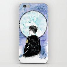 Auror Harry iPhone & iPod Skin