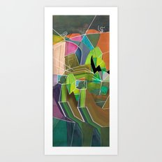 Irvanima Art Print