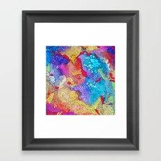 Reef #2 Framed Art Print
