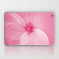 Pink Fairy Blossom Fract… Laptop & iPad Skin