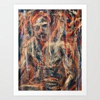 Vlad Art Print