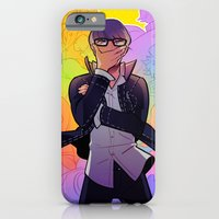 Reach Out To The Truth iPhone 6 Slim Case