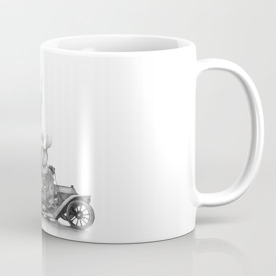 In which a goldfish spoils an outing Mug