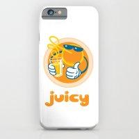 Juicy Orange iPhone 6 Slim Case