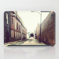 Diagonal Alley iPad Case