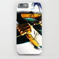 iPhone & iPod Case featuring Dave Lizewski by D77 The DigArtisT