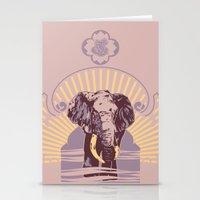 Patience & Wisdom Stationery Cards