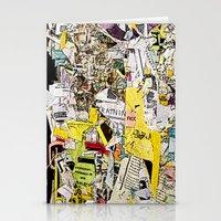 Shredded  Stationery Cards