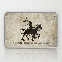Don Quixote - Digital Work Laptop & iPad Skin