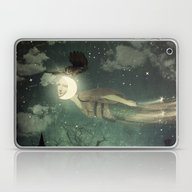 The Owl That Stole The M… Laptop & iPad Skin
