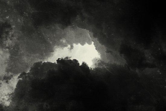 Hole In The Sky II Art Print