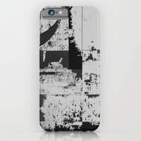 Charcoal's underside iPhone 6 Slim Case