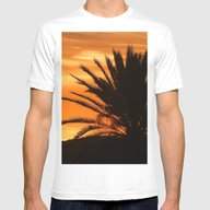 T-shirt featuring Palm Tree In Sunset by Phil Smyth