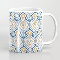 Sketchy Ikat - Saddle Mug