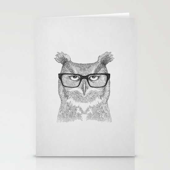 Earnest Stationery Card