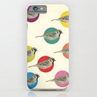 Gathering Sparrows iPhone 6 Slim Case