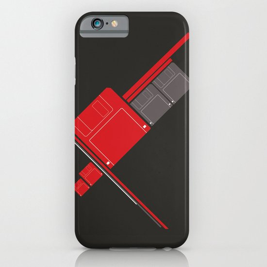 Floppy Disk iPhone & iPod Case