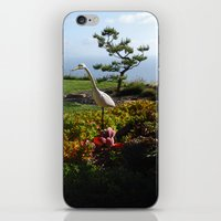 Master Of The Garden  iPhone & iPod Skin