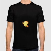 Team Birb [Valor] Mens Fitted Tee Black SMALL