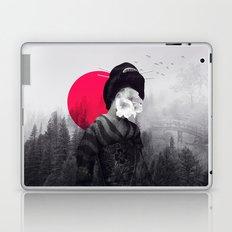 the geisha Laptop & iPad Skin