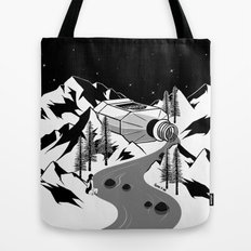 Whisky River Tote Bag