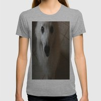 Innocence Womens Fitted Tee Athletic Grey SMALL