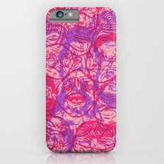 Overlapping Buds iPhone 6 Slim Case