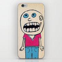 - no way - iPhone & iPod Skin
