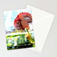 Six Story Dahlia Stationery Cards