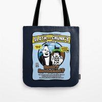 Sloth And Chunk's Ice Cr… Tote Bag
