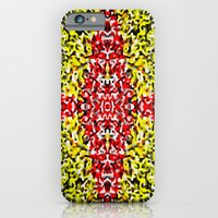 cross iPhone & iPod Cases featuring Cross by Bruce Stanfield