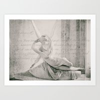 Immortalized Art Print