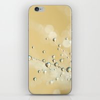 Fairy Dust Drops iPhone & iPod Skin